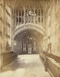 Gloucester Cathedral, The Lady Chapel